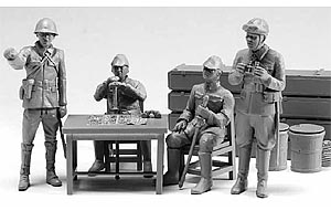 TA35341   JAPANESE ARMY OFFICER SET